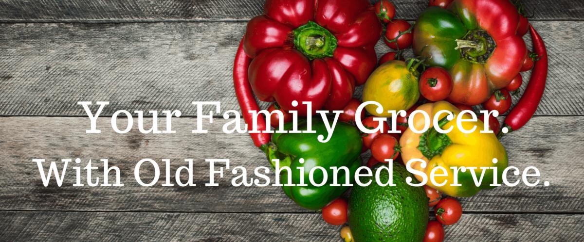 Main Slide Family Grocer