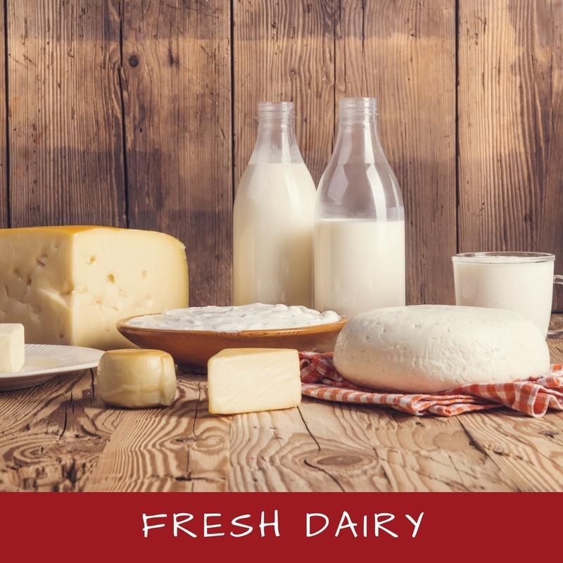 fresh dairy